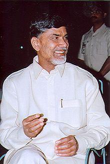 Chandrababu Naidu
