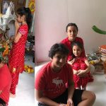 Mahesh Babu Family Vinayaka Chavithi Celebration