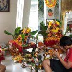 Mahesh's family celebrates Vinayaka Chavithi