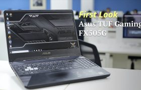 Asus TUF Gaming Laptop FX505G