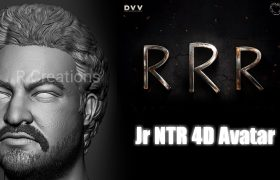 RRR Movie With 4d Technology