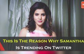 Samantha Trending On Twitter