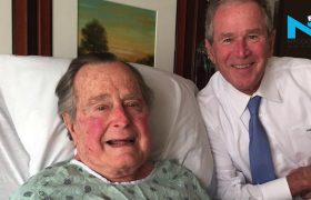 George H W Bush passes away