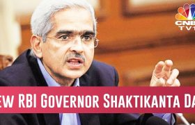 New RBI Governor is Shaktikanta Das