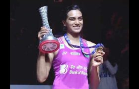 PV Sindh wins BWF World Tour Finals