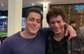 Salman Khan Shah Rukh Khan revisit Karan Arjun memories