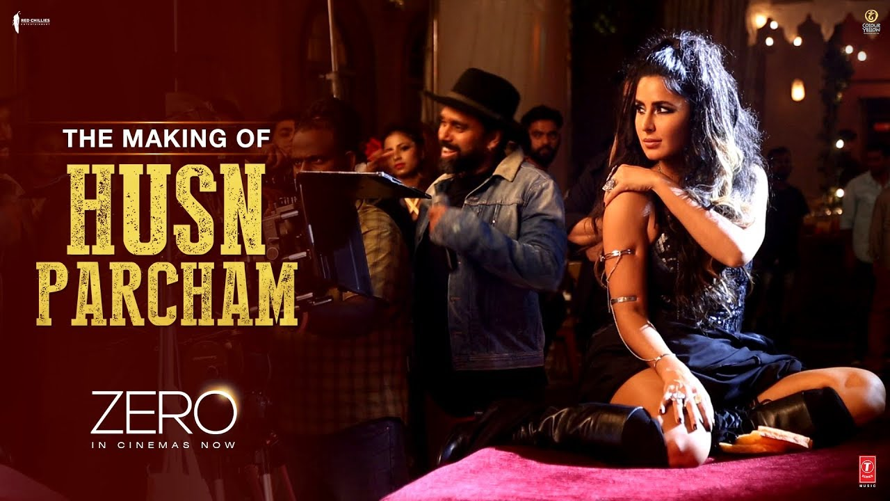 Zero The Making of Husn Parcham