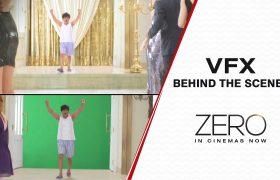 Zero VFX Behind The Scenes